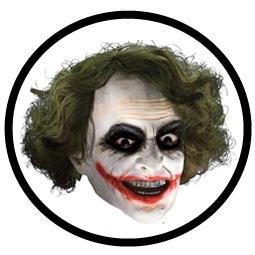 Joker Perücke - Klicken für grössere Ansicht