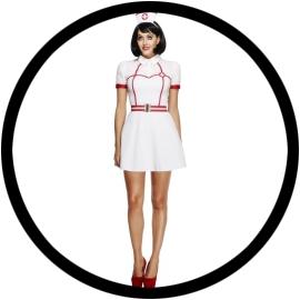 Bed Side Nurse-Nachtschwester Kostüm - Klicken für grössere Ansicht
