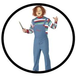 Chucky die Mörderpuppe Kostüm - Klicken für grössere Ansicht