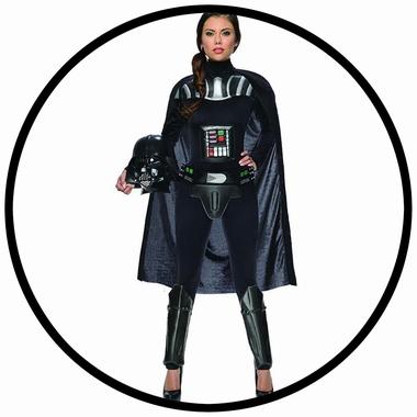 Darth Vader Female - Star Wars - Klicken für grössere Ansicht
