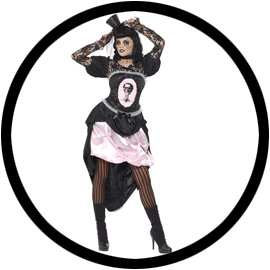 Dita Von Death Kostüm - Klicken für grössere Ansicht