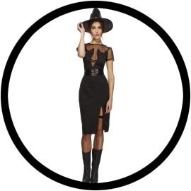 Hexe black Cat Kostüm - Klicken für grössere Ansicht