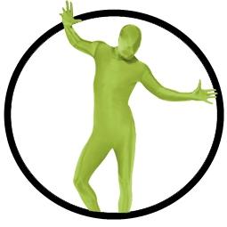 Körperanzug - Bodysuit - Grün - Klicken für grössere Ansicht