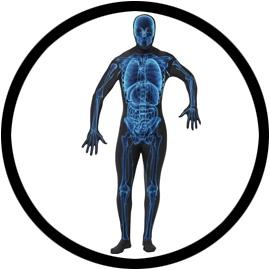Körperanzug - Bodysuit - Röntgenstrahlen - Klicken für grössere Ansicht
