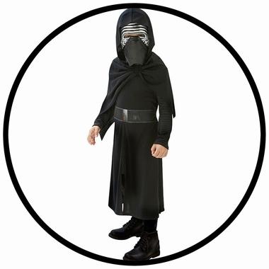 Kylo Ren Kinder Kostüm Classic - Star Wars - Klicken für grössere Ansicht