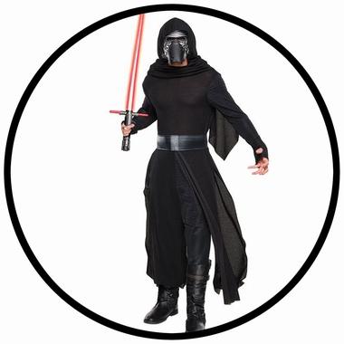 Kylo Ren Kostüm - Star Wars - Klicken für grössere Ansicht