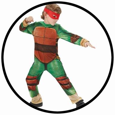 Ninja Turtle Classic Kinder Kostüm - TMNT - Klicken für grössere Ansicht