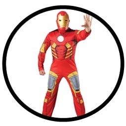 Premium Iron Man Kostüm Erwachsene - Klicken für grössere Ansicht
