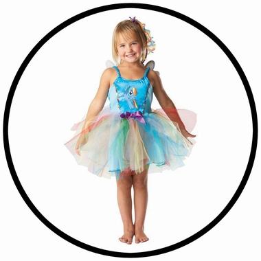Rainbow Dash Kinder Kostüm - My little Pony - Klicken für grössere Ansicht