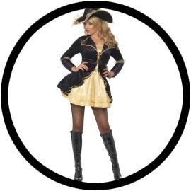 Sexy Piratenschätzchen Kostüm - Klicken für grössere Ansicht