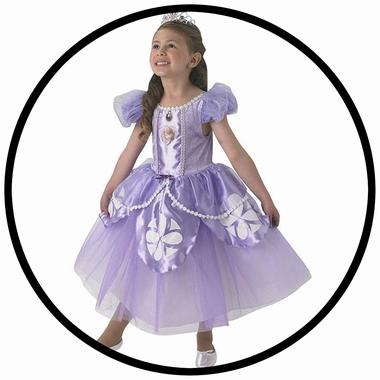 Sofia the First Premium Kinder Kostüm - Disney - Klicken für grössere Ansicht