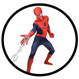 Spiderman Morphsuit - Digitales Kostüm - Klicken für grössere Ansicht