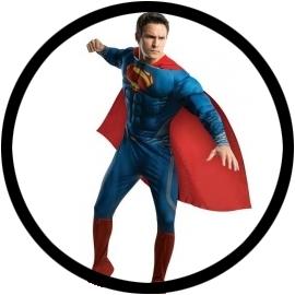 Superman Deluxe Kostüm Man of Steel - Klicken für grössere Ansicht