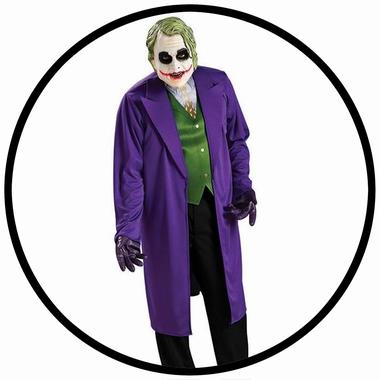 The Joker Kostüm Deluxe - Batman - Klicken für grössere Ansicht