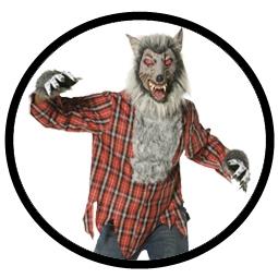 Werwolf Kostüm - Klicken für grössere Ansicht