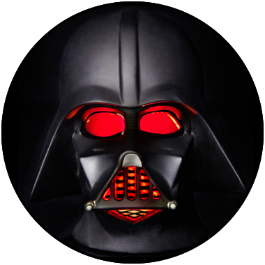 DARTH VADER MOOD LIGHT GROSS - LAMPE