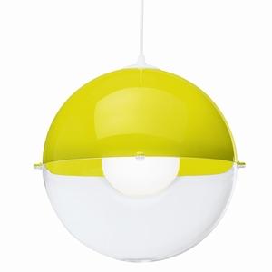 Pendel-Orion Lampe Hellgrün - Deckenleuchte