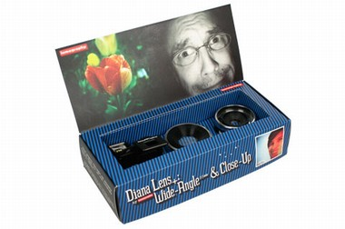 Lomography DIANA+ wide/close-up lense 55mm