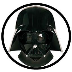 Darth Vader Helm Supreme Edition Star Wars - Erwachsene - Klicken für grössere Ansicht