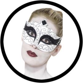 Black Swan Maske - Klicken für grössere Ansicht