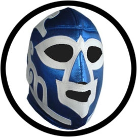 Lucha Libre Maske - Hurrican Ramirez  - Klicken für grössere Ansicht