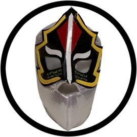 Lucha Libre Maske - Mascara Sagrada - Klicken für grössere Ansicht