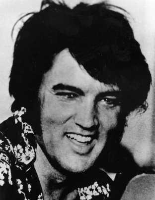 Elvis Presley Memorabilia Klang Und Kleid Wilde Frisur
