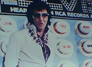 Elvis Presley - Sunglasses RCA Records