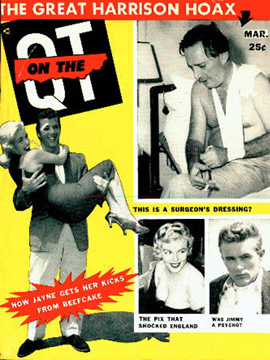 Jayne Mansfield - On the QT