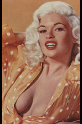 Jayne Mansfield - Points
