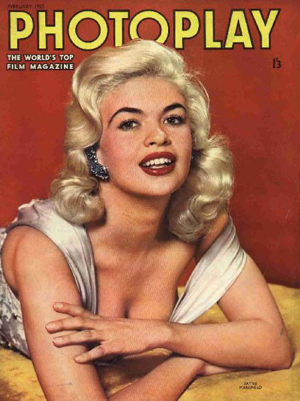 Jayne Mansfield - Photoplay