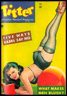 Pin Up Magazines - Titter