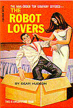 Pulp Fiction Covers - The Robot Lovers