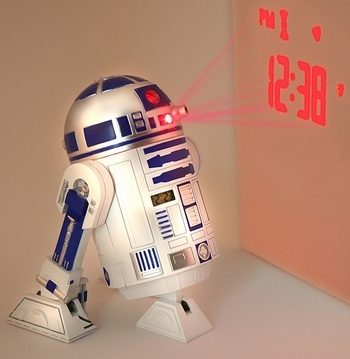 R2-D2 Wecker Star Wars