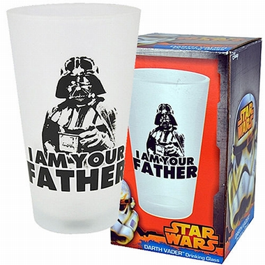 Star Wars - Darth Vader - I Am Your Father Trinkglas
