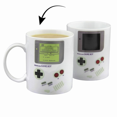 Nintendo Gameboy Thermoeffekttasse Gameboy