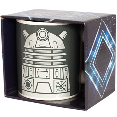 Tasse - Doctor Who Grey Dalek