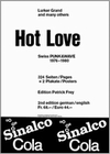 8 x HOT LOVE - SWISS PUNK & WAVE 1976-1980 - AUFLAGE 2