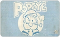 Frühstücksbrettchen - Popeye Portrait