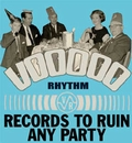 2 x VARIOUS ARTISTS - VOODOO RHYTHM COMPILATION VOL. 2