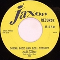 2 x CARL MANN - GONNA ROCK AND ROLL TONIGHT