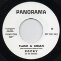 1 x ROCKY AND THE RIDDLERS - FLASH AND CRASH