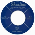 1 x EDDIE PERRELL - HEX