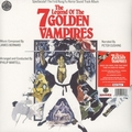 1 x JAMES BERNARD - THE LEGEND OF THE 7 GOLDEN VAMPIRES