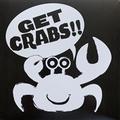 1 x CRABS! - GET CRABS!!
