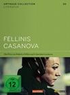 Fellini`s Casanova - Arthaus Collect. Literatur (DVD)