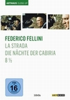 Federico Fellini - Arthaus Close-Up [3 DVDs]
