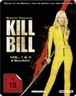 Kill Bill: Volume 1+2 - Steelbook [2 BRs]