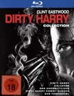 Clint Eastwood - Dirty Harry Collection [5 BRs]