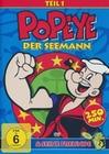 Popeye und seine Freunde - Teil 1 (DVD)